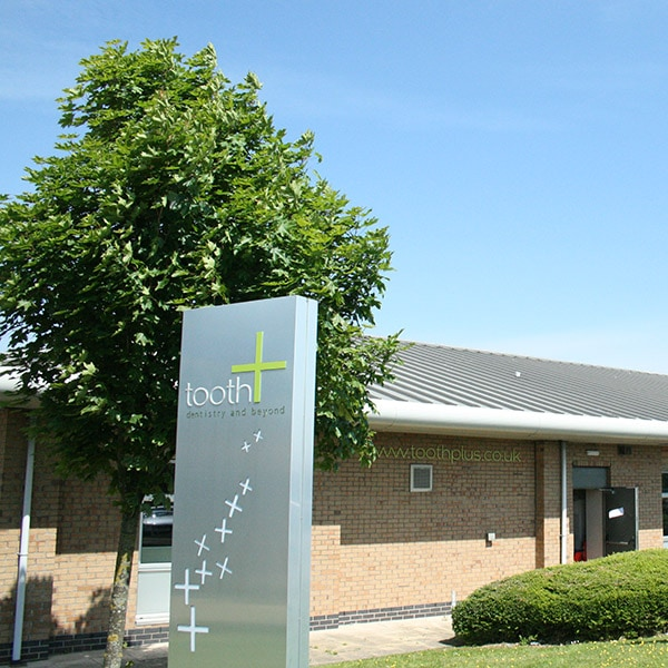 Tooth Plus is a dental practice in the Springkerse area of Stirling