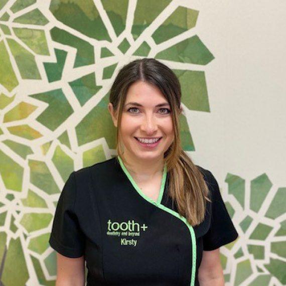 kirsty sharp dental hygienist