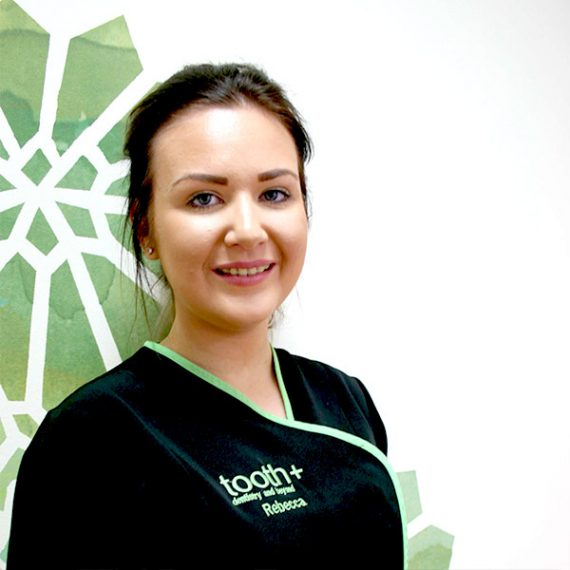 rebecca ritchie dental nurse stirling
