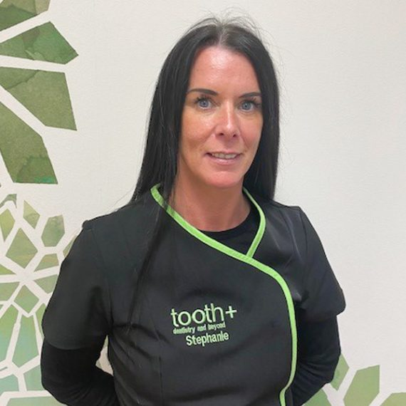 stephanie dental welcome team stirling