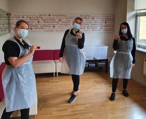 stirling dentist fitness challenge